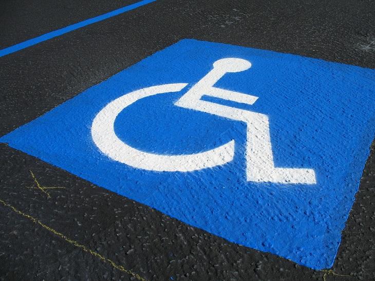Dr. Handicap - handicap parking space