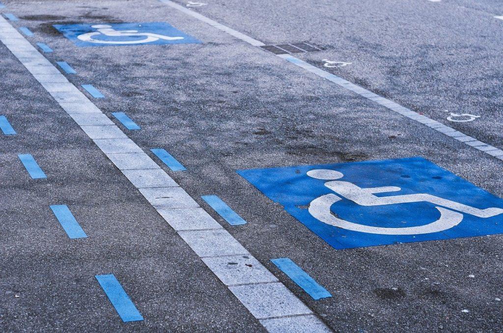Dr Handicap - disabled parking permit